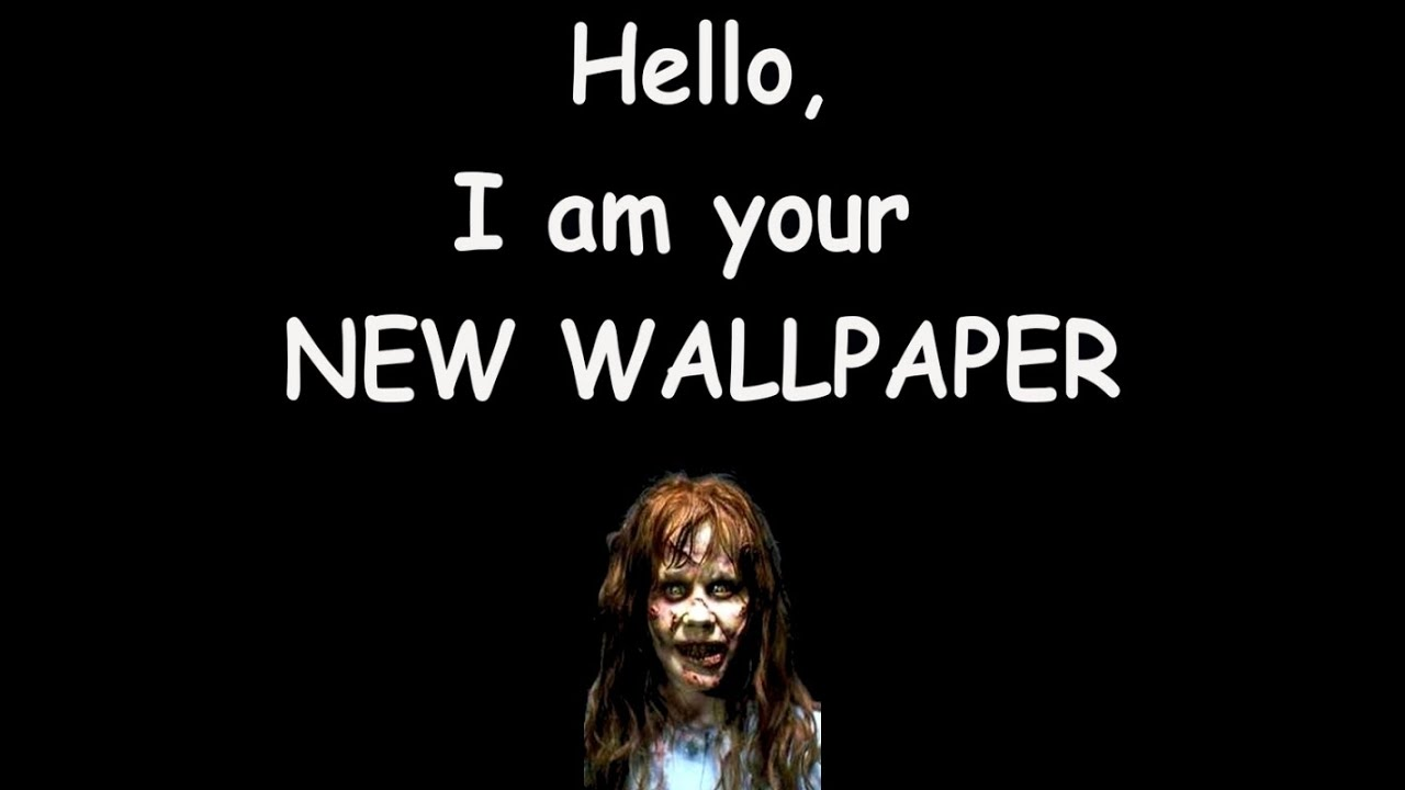 Im your new wallpaper on whatsappfacebook funny images youtube voltagebd Choice Image