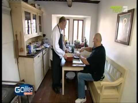 Walter Bauhofer und Jumbo Schreiner kochen