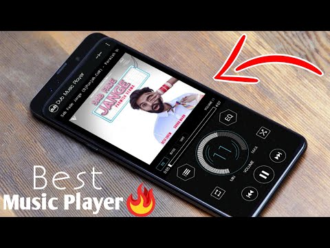 Top 5 Unique Music Player For Android (December) 2018 - Must Try!