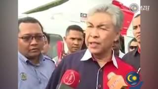 Bina semula tujuh rumah terbakar di Hutan Melintang, Bagan Datoh