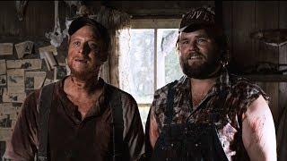 Встреча Такера и Дейла с шерифом. Убойные каникулы