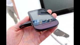 Alcatel One Touch 918 review (English)