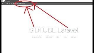 How to change localhost to custom domain in xampp sever [laravel]