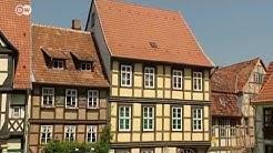 Quedlinburg - Fachwerkstadt und Weltkulturerbe | Hin & weg
