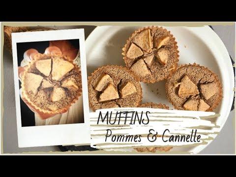 muffins-vegan-&-sans-gluten---pommes-&-cannelle