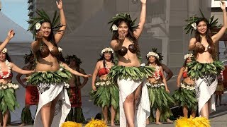 NewCa.com: 2015 Hawaiian Pacific Dance Performance. Part 1