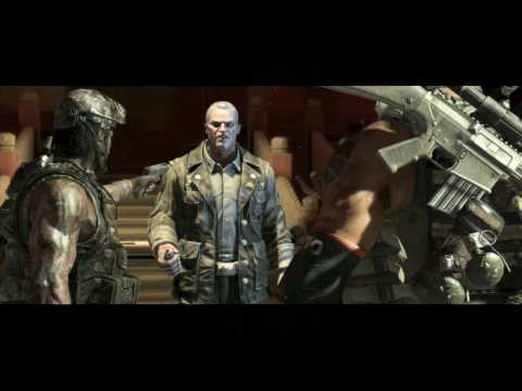Army of Two: The 40th Day Both Endings