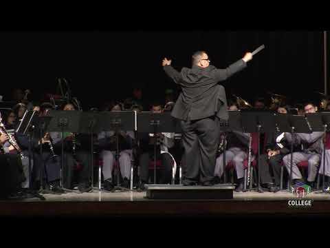PSJA ISD Tri City High School Honor Band Concert