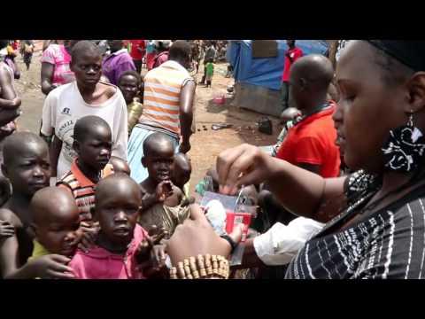 Charity work in uganda