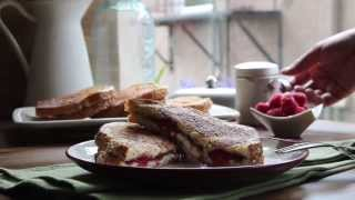 Breakfast Recipe - How To Make Stuffed French Toast