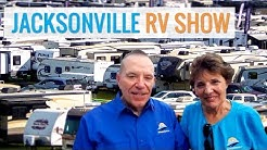 Live from the Jacksonville RV Show in the Land of the Snowbirds | RV Lifestyle