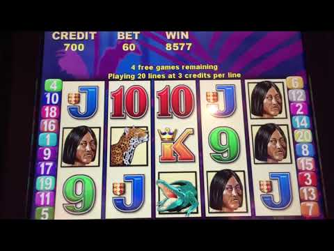 2 Aristocrat BRAZIL Slot Bonuses Low Bets BIG WINS