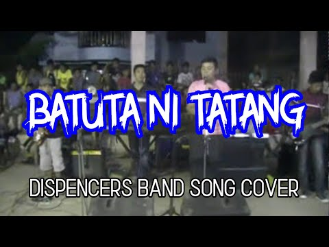Batuta ni tatang (live band cover)