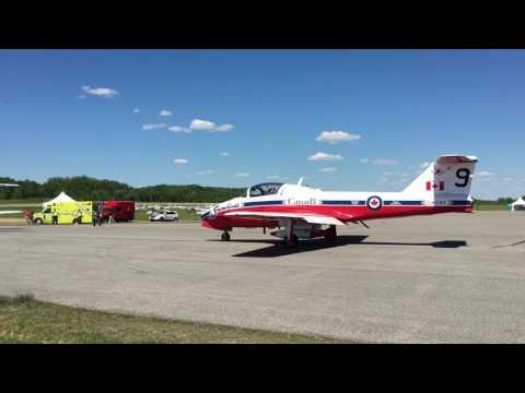 Gatineau En Vol Spectacle Aérien Le 30 Juin 2016. (Air Show Gatineau 2016)