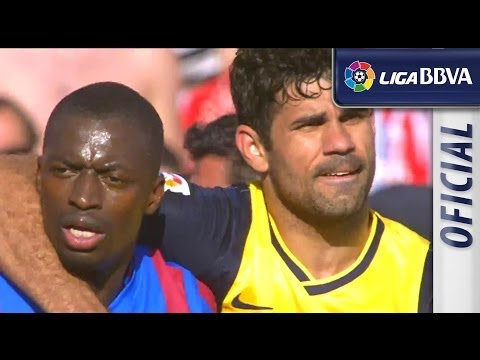 Racism in football: Diop faces Atlético de Madrid supporters