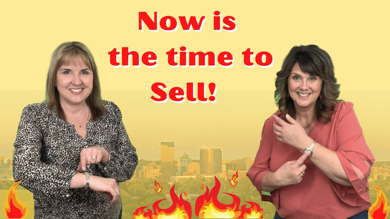 Now Is The Time To Sell