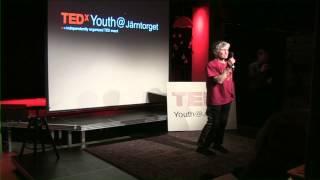 Simply breaking: Monica Masuda  at TEDxYouth@Järntorget