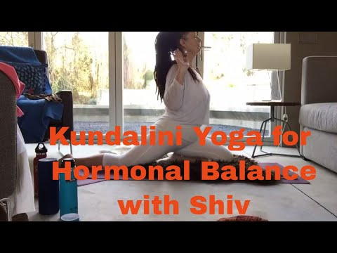 Come join me for some morning yoga for hormonal balance.  Let's see if we have connection to go live