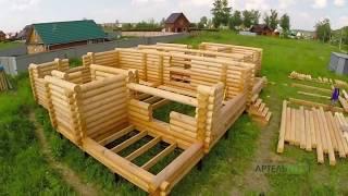 видео Загородное строительство. Немного истории.