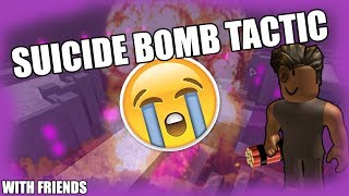 ROBLOX CRITICAL STRIKE UNBEATABLE BOMBER (HOW TO WIN EVERY GAME)