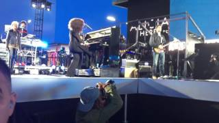 Repeat youtube video ALICIA KEYS & JOHN MAYER - IF I AIN'T GOT YOU GRAVITY COLLABORATION 2016 HERE IN TIMES SQUARE