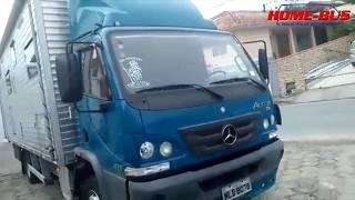 HOME BUS | Motorhome Mercedes-Benz Accelo 815