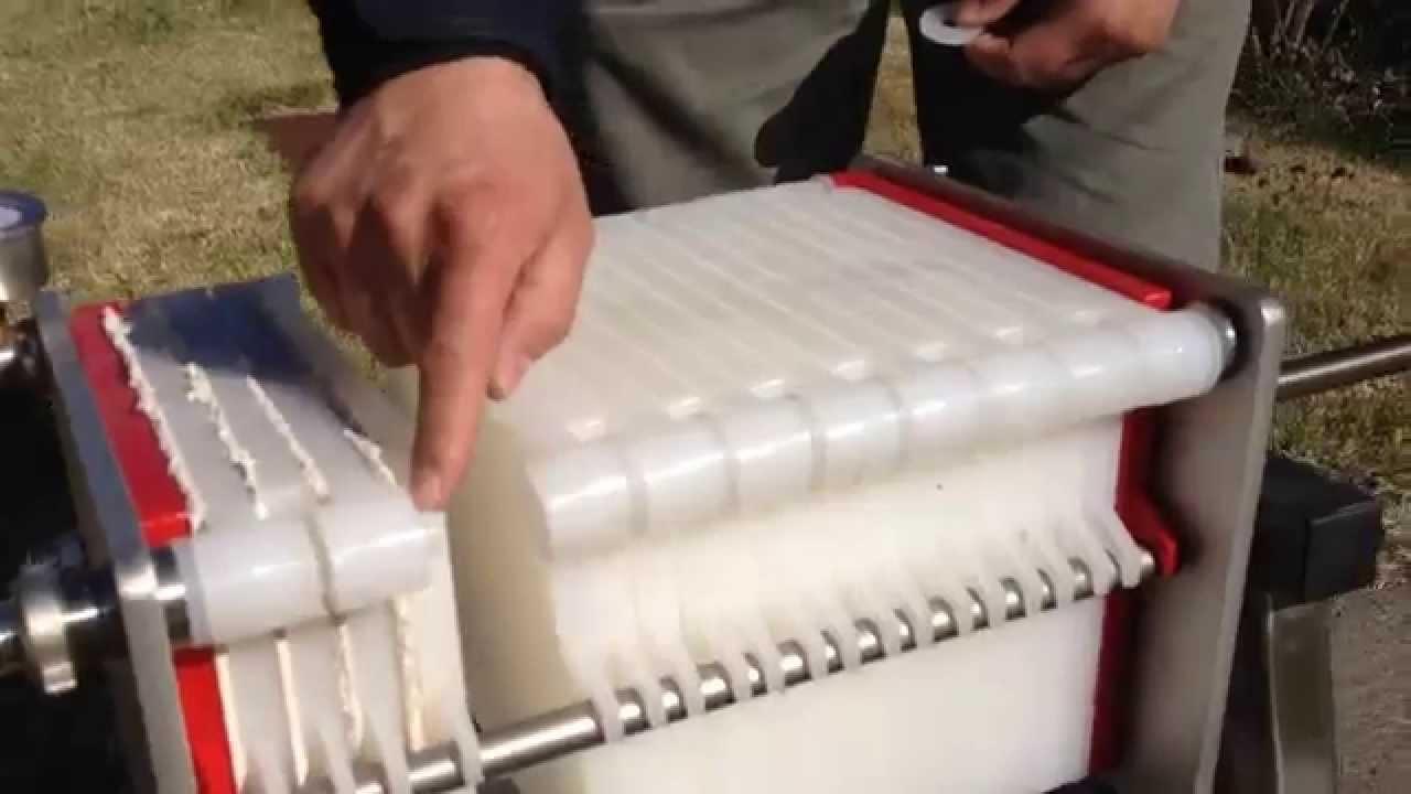 Filtro 20x20: Montaje de Placas (Parte I) - YouTube