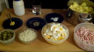 Kartoffelsalat Potato Salad