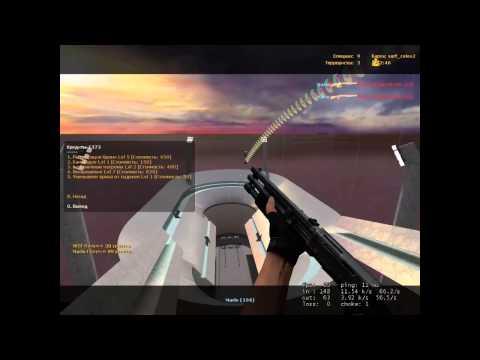 Новый сервер CSS V34 Surf RPG+Shop