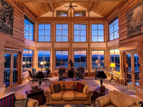 Grand and Incomparable Family Ranch in Harrison, Idaho