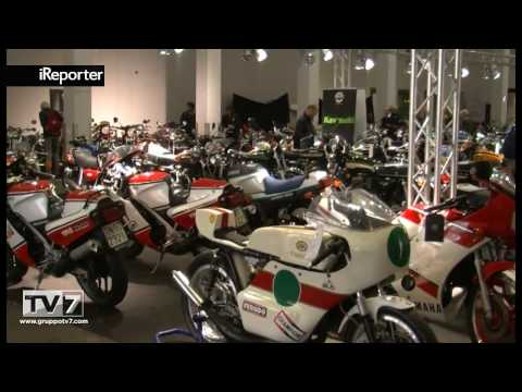 TV7 Triveneta Network - IReporter 33°AutoMoto d'Epoca