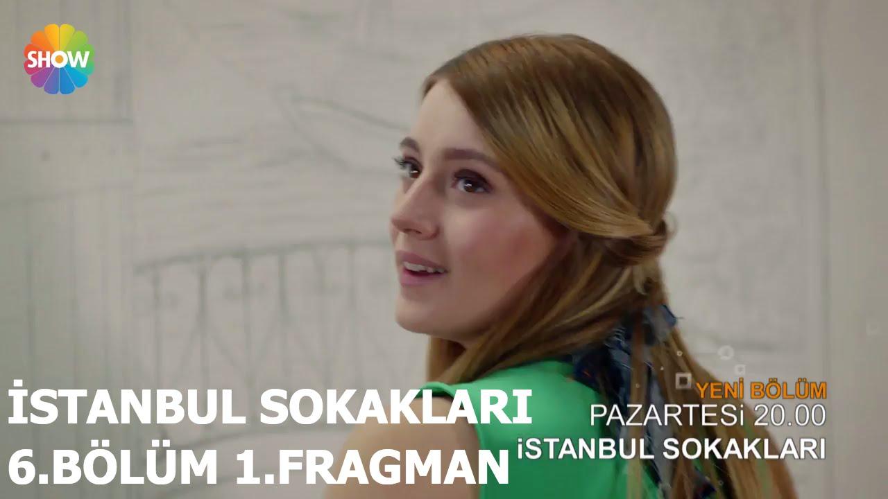 İstanbul Sokakları 6.Bölüm Fragmanı izle