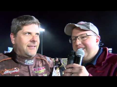 Lucas Oil MLRA Quickhit @ Lee County Speedway 5/5/16