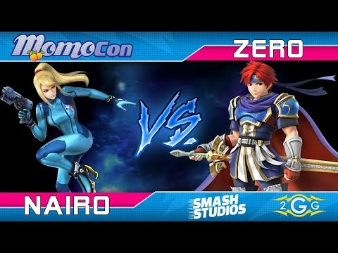 Momocon 2018: Smash 4 Singles  NRG  Nairo Vs ZeRo