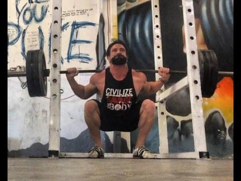 hqdefault - Severe Lower Back Pain Squats