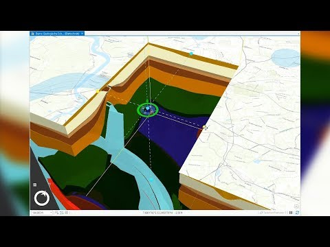 Slicing Through Complex Geology with ArcGIS Pro