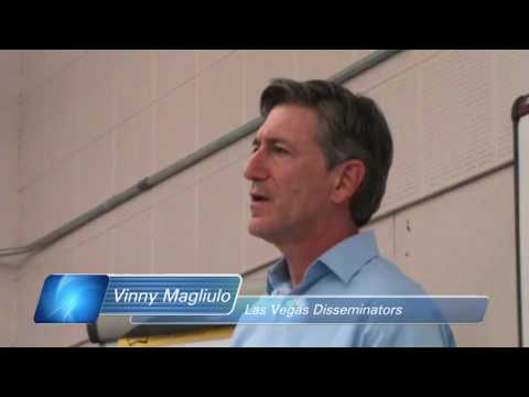 sports betting in Las Vegas with Vinny Magliulo