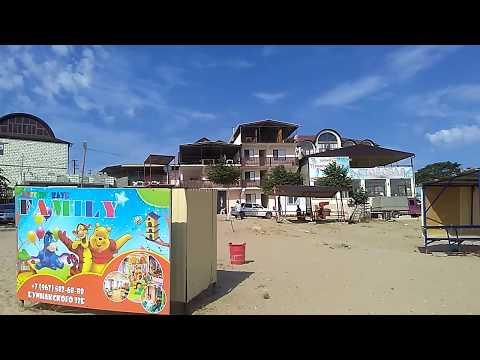 Приморский пляж, Избербаш, июнь 2019   Каспийское море, Дагестан