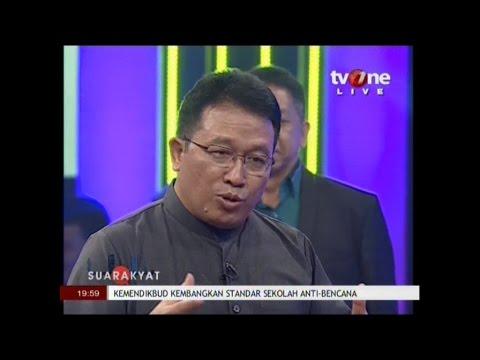 Kang Yoto Sang Penantang Ahok  TV One