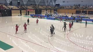 [ハンドボール国体選抜] 三重県VS愛知県 前半