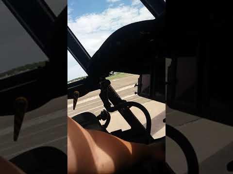 Ch-47F power on test