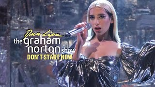 Dua Lipa – Don't Start Now (Live @ The Graham Norton Show)