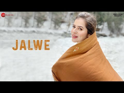 Jalwe | Official Music Video | Vibha Saraf | Absar Zahoor