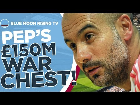 Pep Guardiola's £150m Transfer Warchest | Who Would YOU Sign?