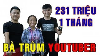 BÀ TÂN VLOG: Youtuber 58 tuổi vượt mặt BÀ GIÀ 61 tuổi là ai?