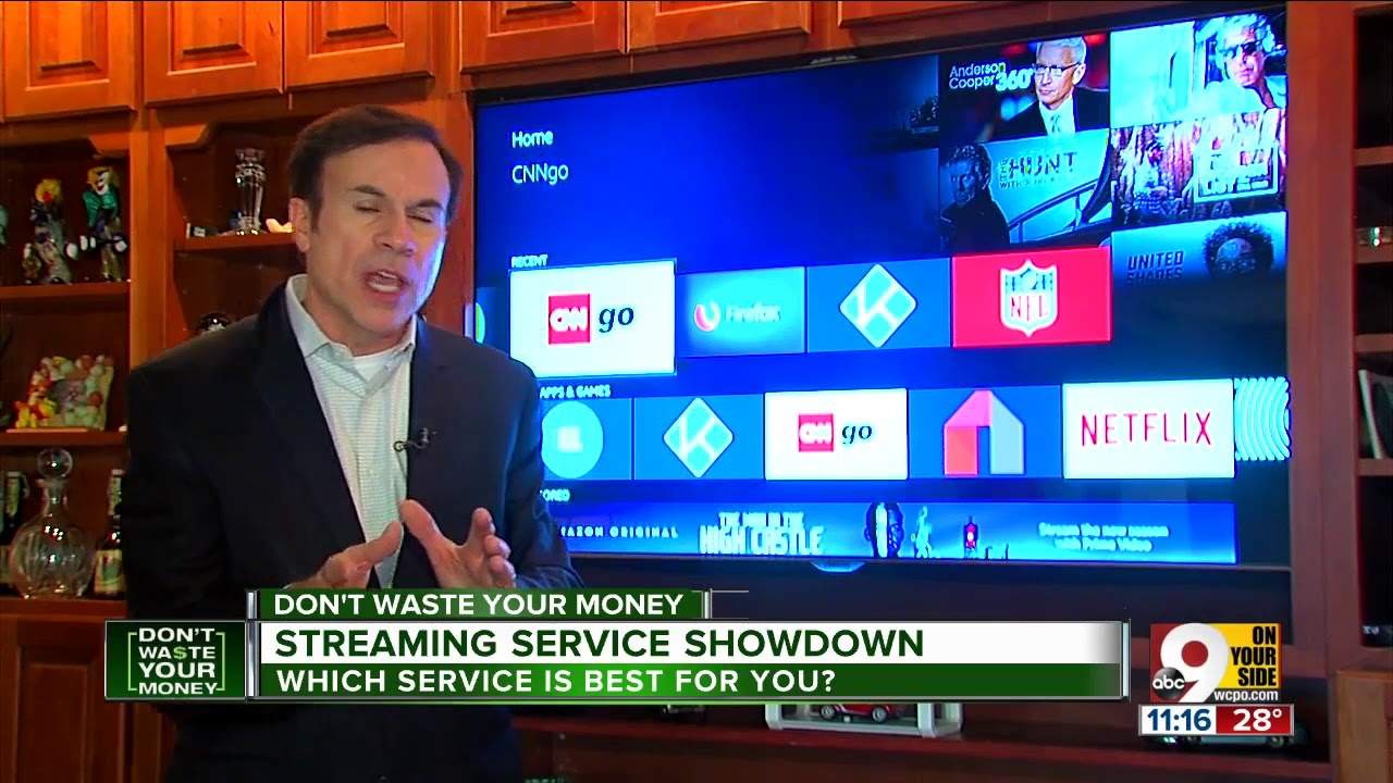 Best Tv Service >> Streaming Showdown Which Tv Service Is Best For You