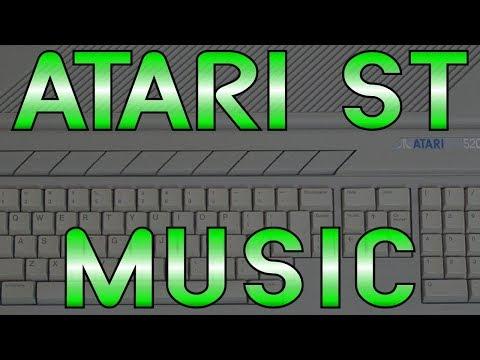 ATARI ST MUSIC - 16 Bit Music