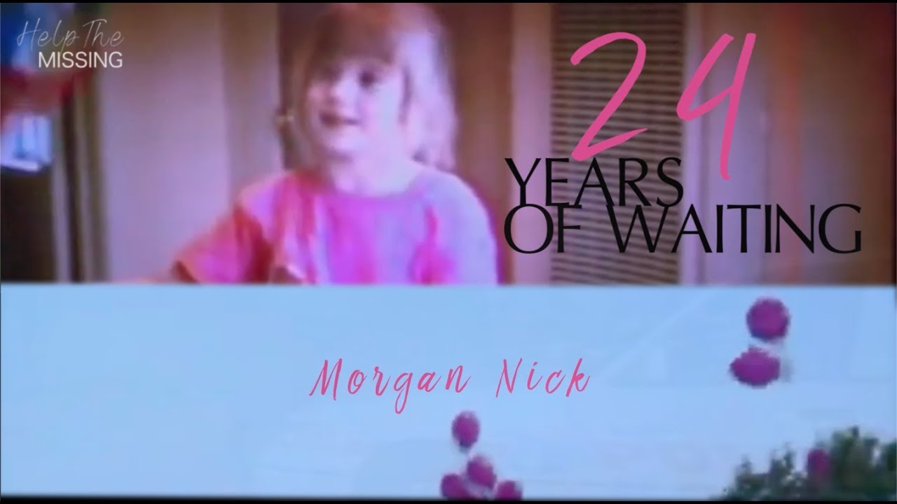 Download 24 years without Morgan Nick