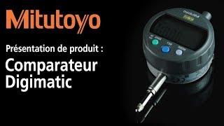 Presentation de produit Comparateur Digimatic