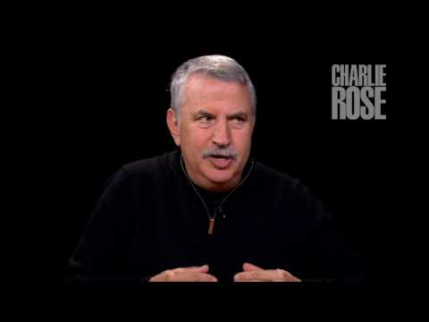 Thomas Friedman on how the recession affected this election (Nov 21, 2016) | Charlie Rose